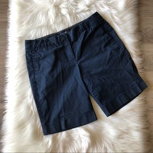 J. Crew Stretch Summer Weight Chino Shorts Size 8